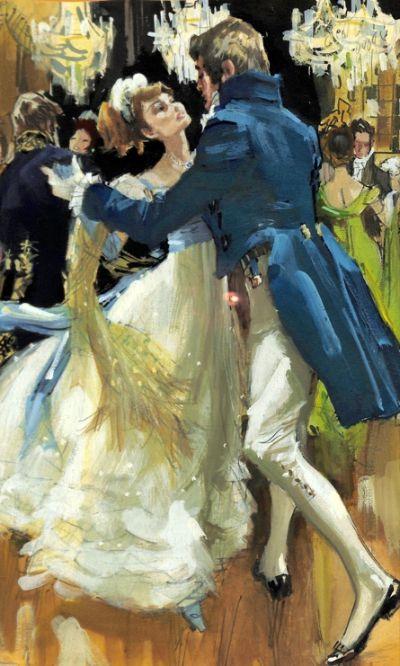 The Enchanted Waltz by Barbara Cartland