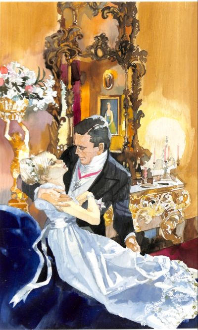 Rescued by Love by Barbara Cartland