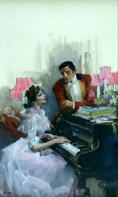Music Is The Soul Of Love by Barbara Cartland