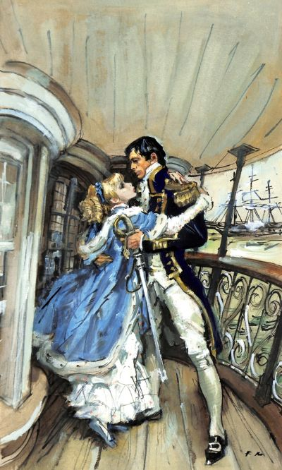 Love At The Helm by Barbara Cartland