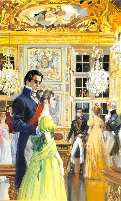 The Prince Who Wanted Love by Barbara Cartland