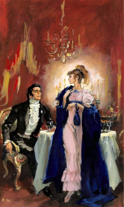 A Gentlemen In Love by Barbara Cartland