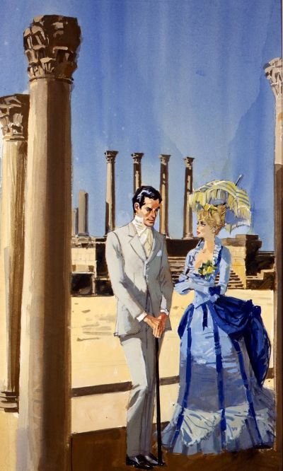 Love In The Ruins by Barbara Cartland