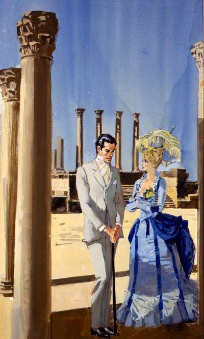 Love In The Ruins by Barbara Cartland