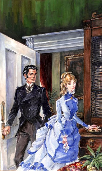 Lucky Logan finds love by Barbara Cartland