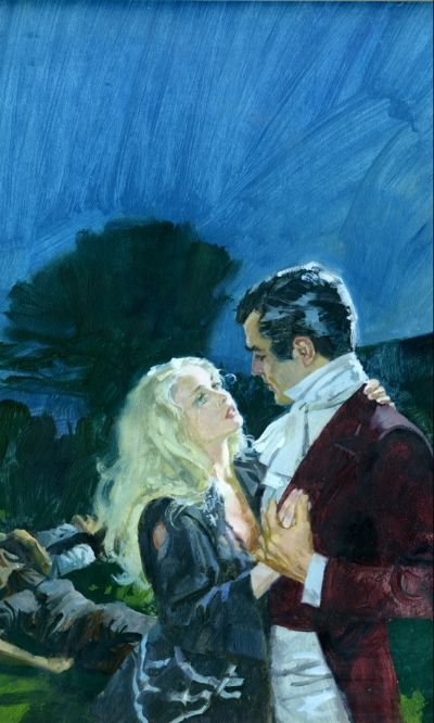 They Sought love by Barbara Cartland