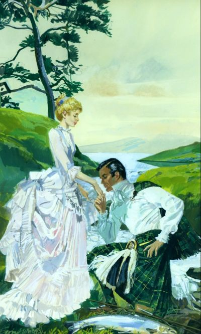 Love by The lake by Barbara Cartland