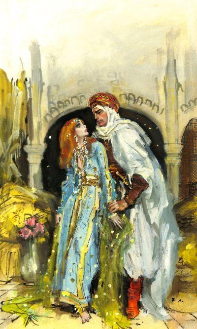 The Punishment of a Vixen by Barbara Cartland