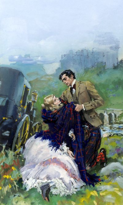 The Secret of the Glen by Barbara Cartland