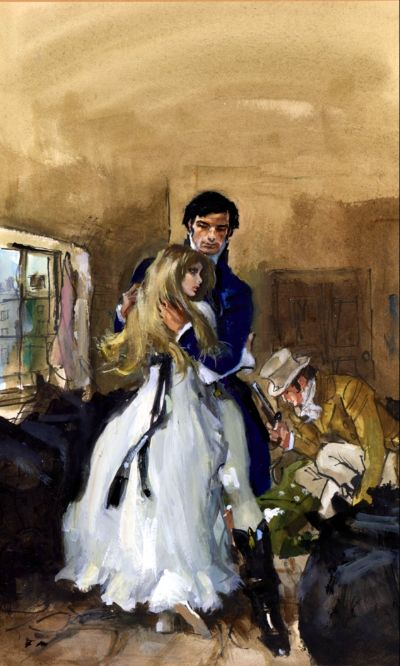 Rivals For Love by Barbara Cartland