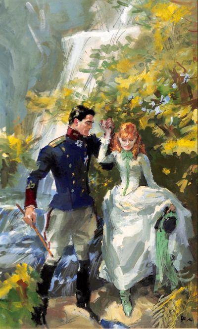 Love Leaves at Midnight by Barbara Cartland