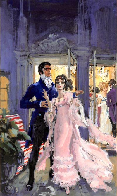The Husband Hunters by Barbara Cartland