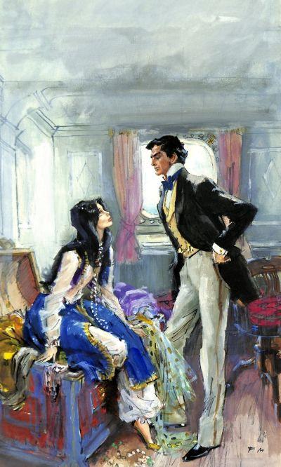 The Slaves Of Love by Barbara Cartland