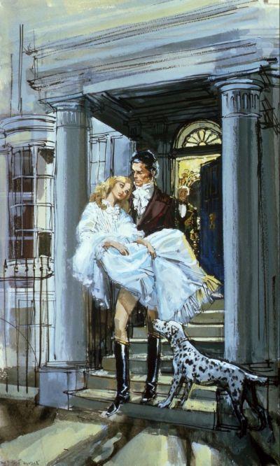 Diona and a Dalmatian by Barbara Cartland