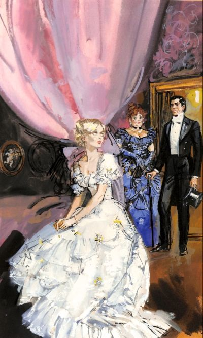 The Unwanted Wedding by Barbara Cartland