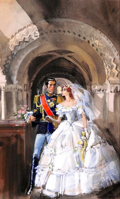 The Queen Wins by Barbara Cartland