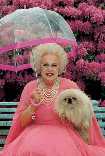 Barbara Cartland Biography 70