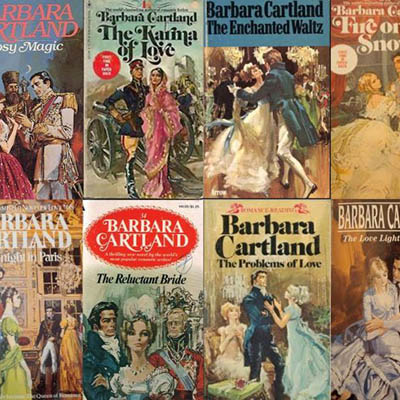 Books by Barbara Cartland
